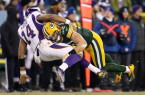 Wild Card Playoffs - Minnesota Vikings v Green Bay Packers
