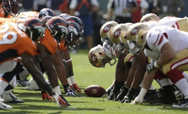 49ers And Broncos Remain Favorites To Win Super Bowl XLVIII