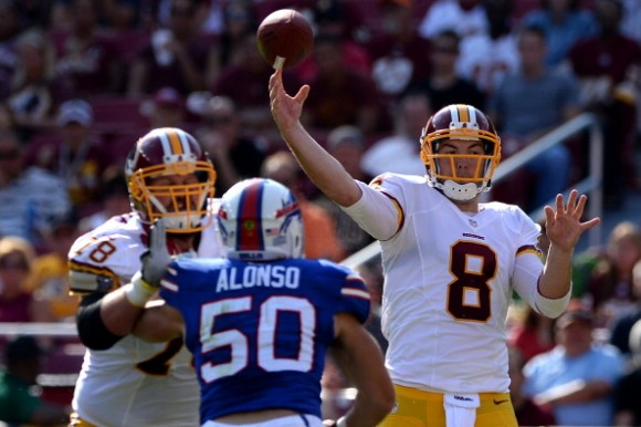 Falcons To Workout Veteran QB Rex Grossman