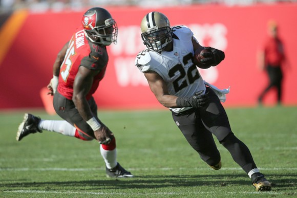 Saints RB Mark Ingram Feels He's a Three-Down Back