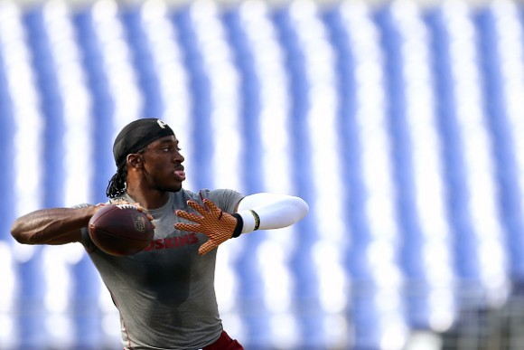 Redskins Coach Jay Gruden Defends Team When It Comes To Confusion W/ RGIII
