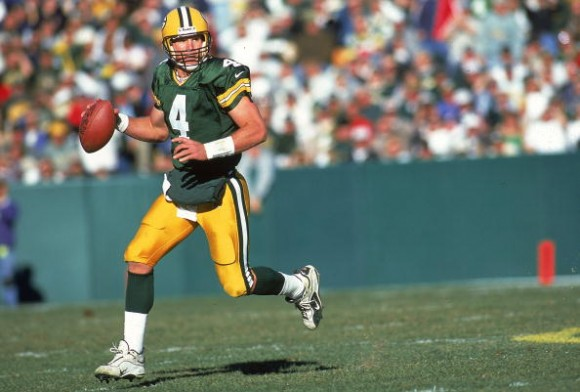 Favre, Owens Leads the List of Possible Football Hall of Famers for Class of 2016