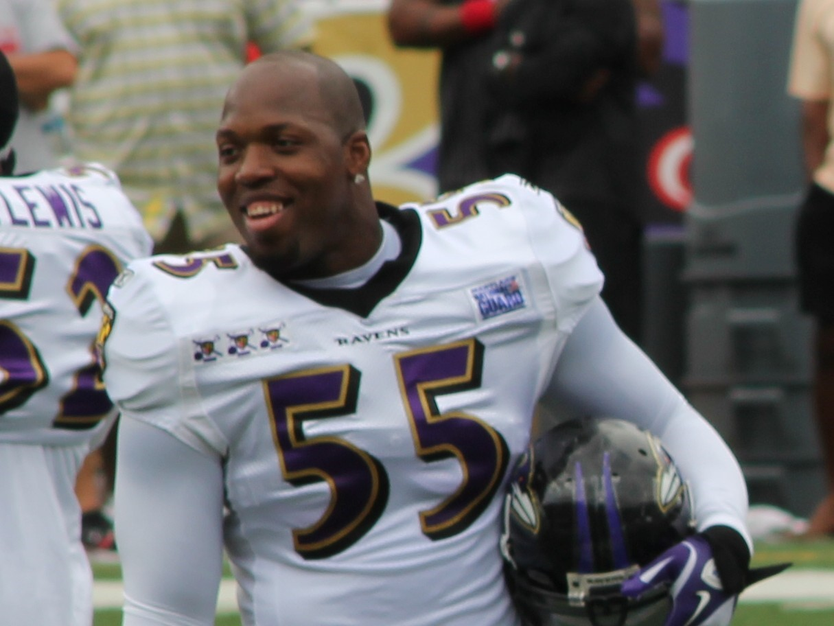 Terrell Suggs Bio - Football Player from United States (Minnesota ...