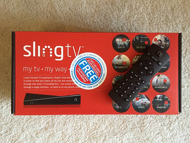 Slingbox 500: The Perfect Solution For The Displaced Football Fan