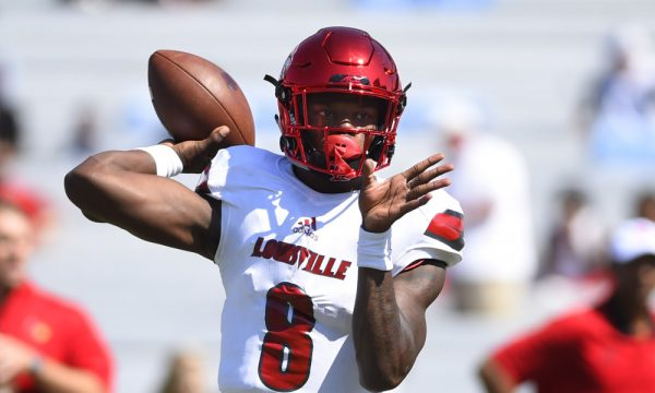 Teams Request Louisville QB Lamar Jackson to Also Work Out