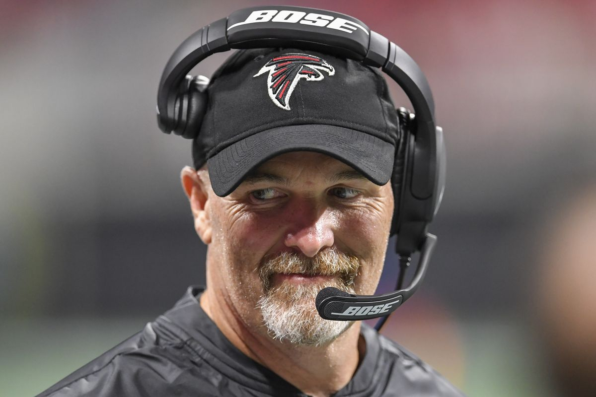 Uh Oh – Falcons Coach Dan Quinn Gets a 'Vote of Confidence' from Owner Arthur Blank
